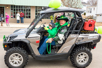 2015 Saint Patricks Day Parade by Len Villano