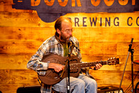 CHARLIE PARR LIVE AT DOOR COUNTY BREWING COMPANY by Len Villano