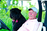 Pink Classic Golf Outing by Len Villano