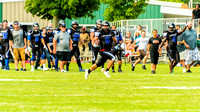 Destroyers Football vs Milwaukee County by Len Villano