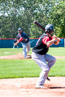 Sister Bay vs Maplewood Baseball by Len Villano