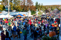 2013 Sister Bay Fall Fest by Len Villano