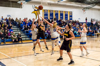 Basketball Algoma at Gibraltar by Len Villano
